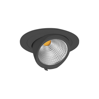 Afbeelding van Britelight Arcum O36 - 3000lm/830 F5 ZWART