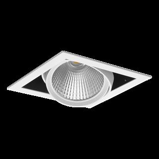 Afbeelding van Britelight Armenti I 190x190 O30 - 4850lm/930 F5 WIT