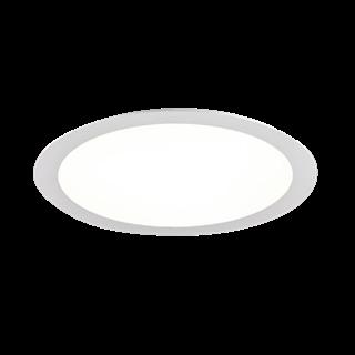 Afbeelding van Britelight Flat Diffuus - 8000lm/830 F5 WIT