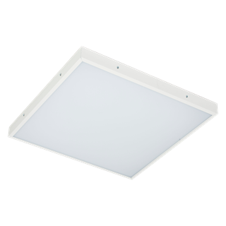Afbeelding van Ocab Luuma Opbouw 600x600 Diffuus - 4999lm/840 F3 WIT