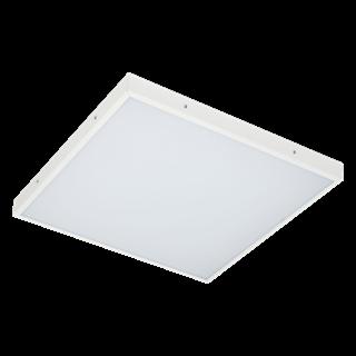 Afbeelding van Ocab Luuma Opbouw 600x600 Diffuus - 4999lm/840 F5 WIT